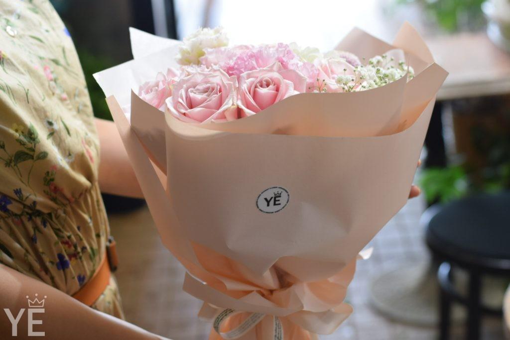公演祝い 花束 フラスタ 生誕祭 バルスタ