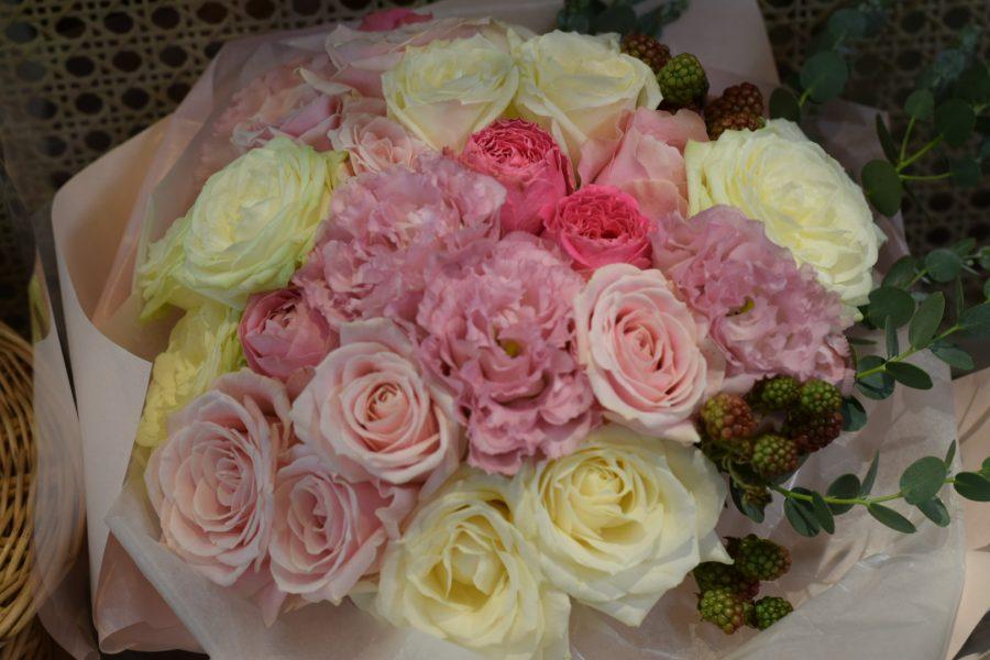 花束 プロポーズ