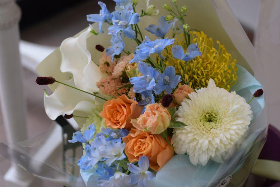 花束 ブーケ おしゃれ お祝い