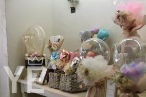 バルーンギフト 誕生日 卓上 結婚祝い 開店祝い 周年祝い 等にオススメ! 記念日や結婚祝い、開店祝に人気の商品です。